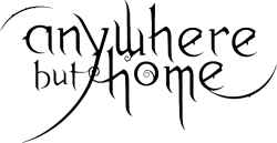 The Anywhere But Home logo