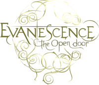 Evanescence The Open Door Logo Design.